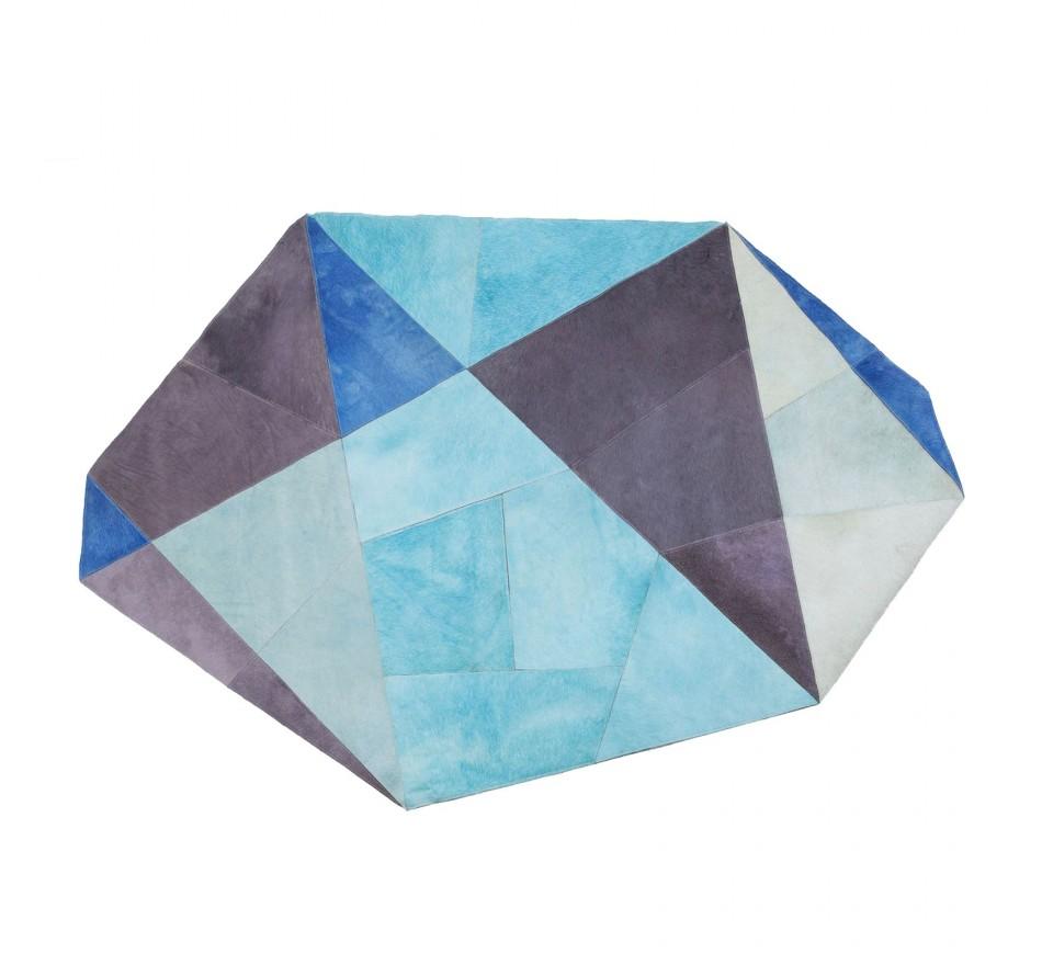 Tapis Pezzo colore 170x240cm Kare Design