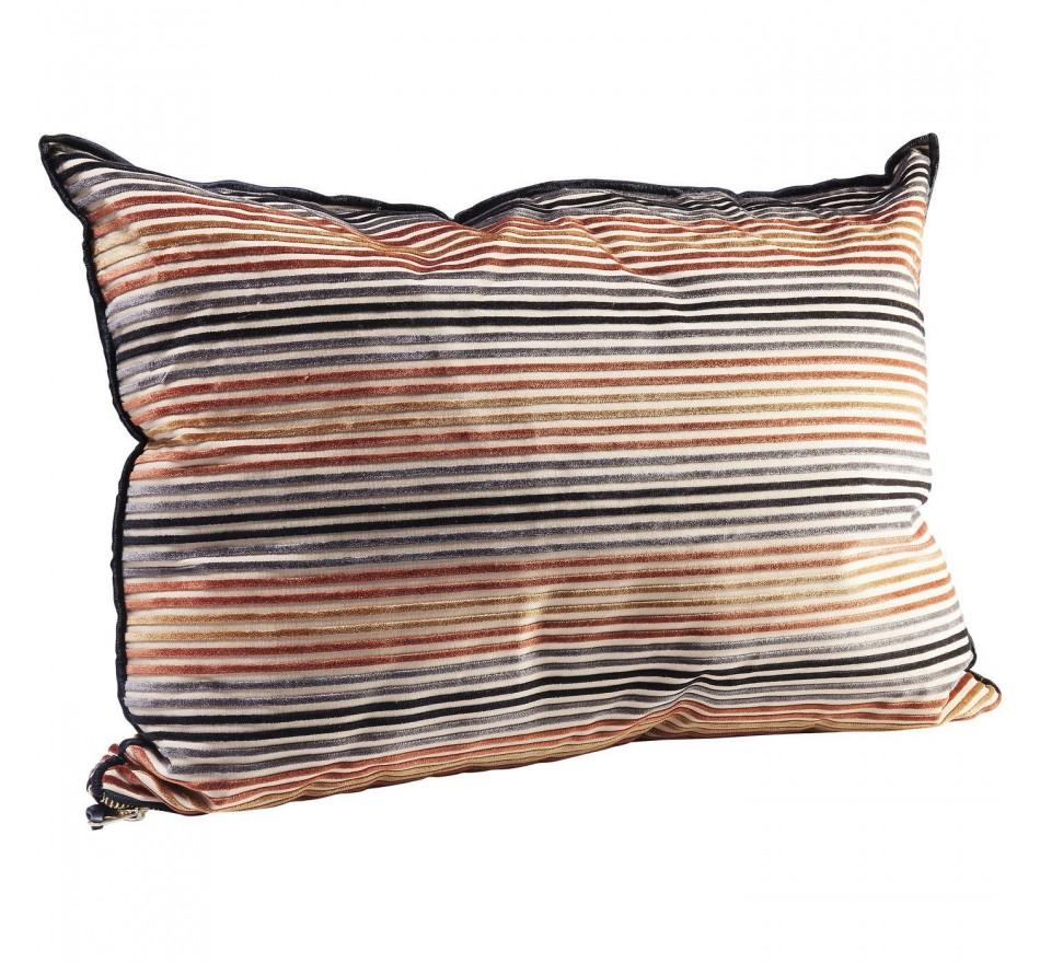 Coussin Zipper Stripes 45x60cm