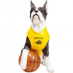 Tirelire Basketball Dog Kare Design