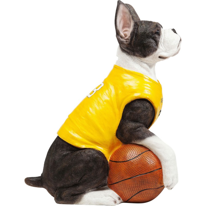 Tirelire chien Basketball Kare Design
