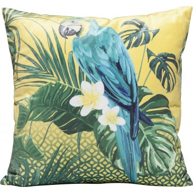 Coussin Jungle Parrot 45x45cm Kare Design