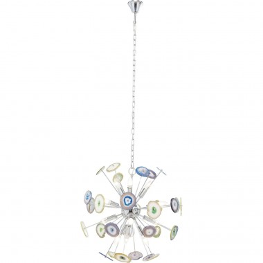 Suspension Chips Colore chrome 61cm Kare Design