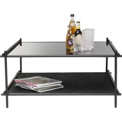 Table basse Mesh 80x80cm Kare Design