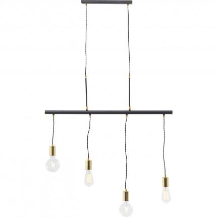 Suspension Pole Four noire Kare Design