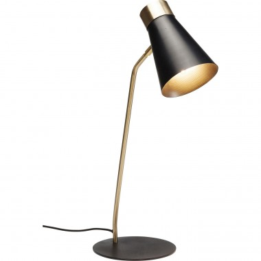 Lampe de table Richmond noire Kare Design
