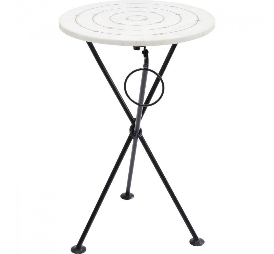 Table d'appoint Clack Circles 36cm Kare Design