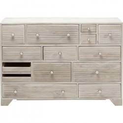 Commode Linear 14 tiroirs Kare Design