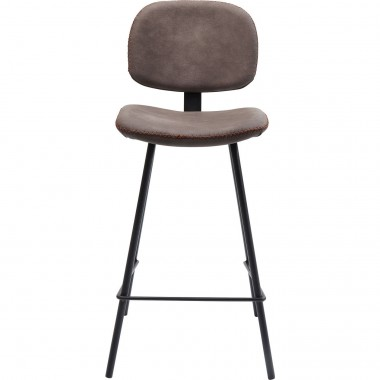 Tabouret de bar Barber marron Kare Design