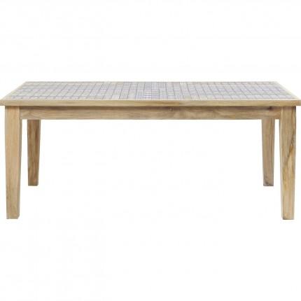 Table Fleur de Sel 180x90cm Kare Design