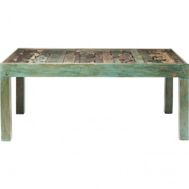 Table Shanti Puzzle Surprise  180x90 cm Kare Design