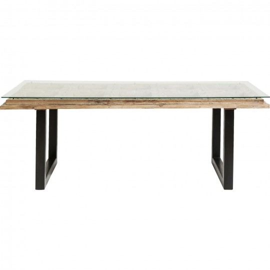 Table Kalif 200x90cm Kare Design