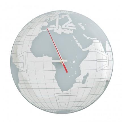 Horloge Globe Mirror Kare Design