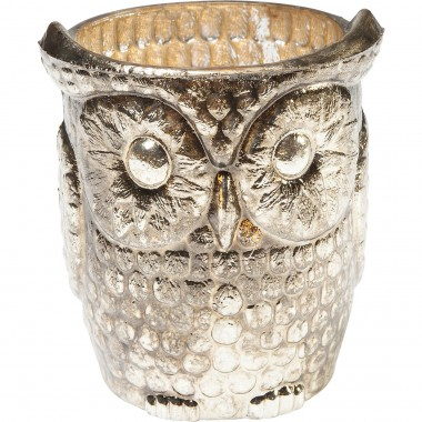 Photophores Hibou set de 2 Kare Design