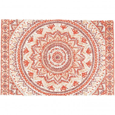 Tapis Arabian Flower rouge 240x170cm Kare Design