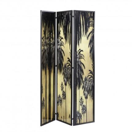 Paravent en verre Palmiers Kare Design