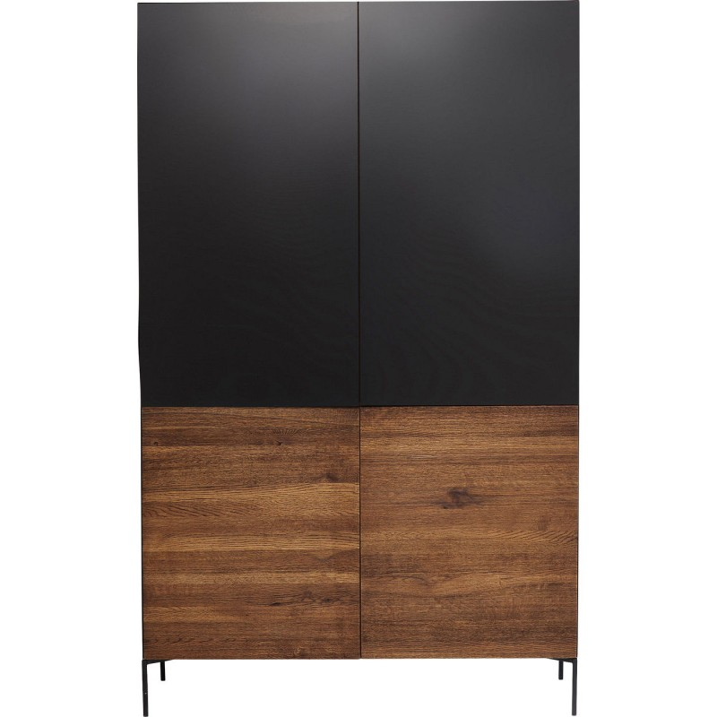 Armoire contemporaine en bois - Phoenix - Kare Design