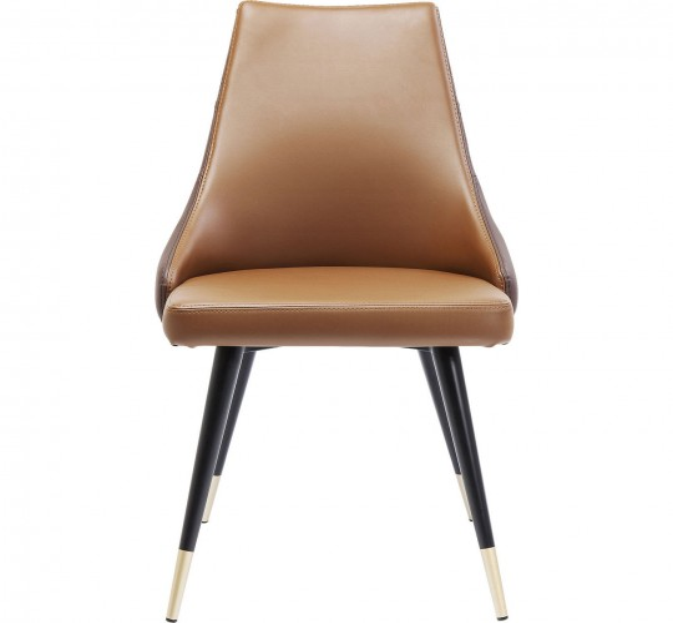 Chaise Urban Desire marron Kare Design