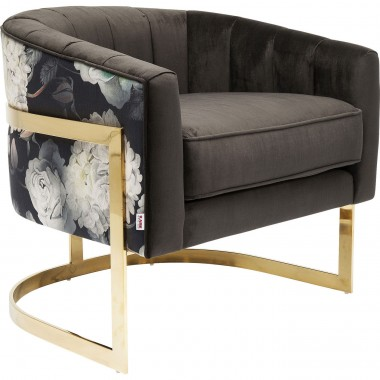 Fauteuil Bold Club Kare Design