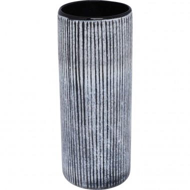 Vase Africano Stripes 30cm Kare Design