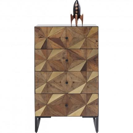 Chiffonnier en bois Illusion Kare Design