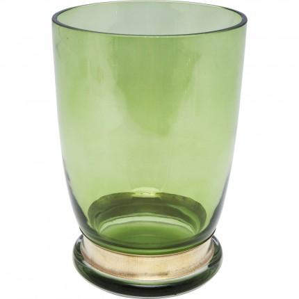 Vase Positano vert 20cm Kare Design