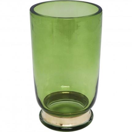 Vase Positano vert 25cm Kare Design