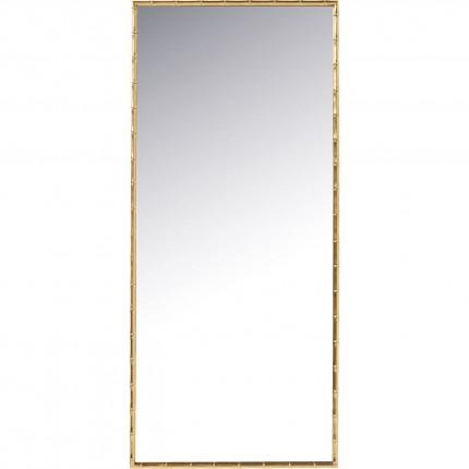 Miroir Hipster bamboo 180x80cm Kare Design