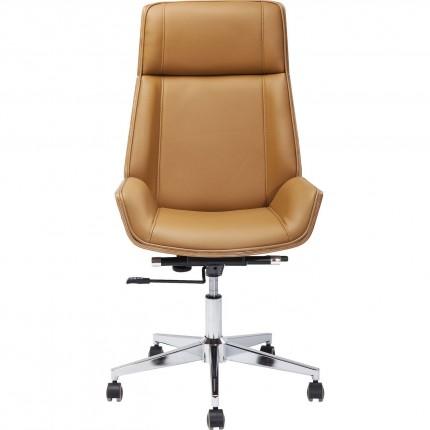 Chaise de bureau pivotante High Bossy Kare Design