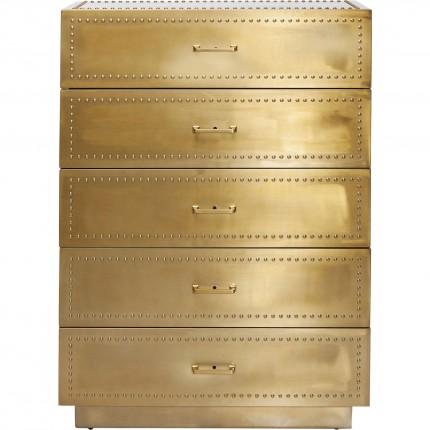 Commode Thunder 5 tiroirs Kare Design