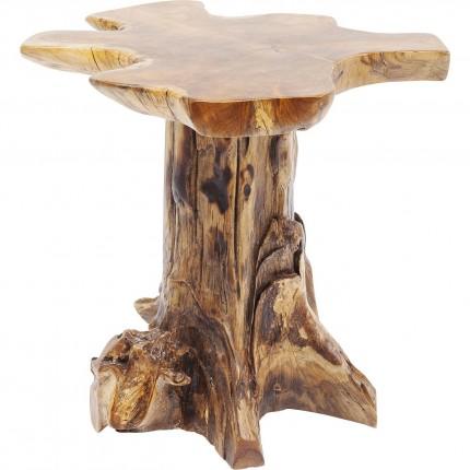 Table d'appoint souche d'arbre 58cm Kare Design
