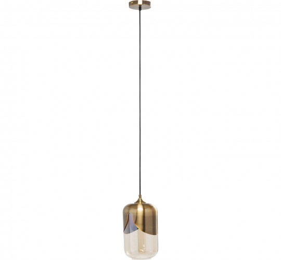 Suspension Goblet dorée 18cm Kare Design