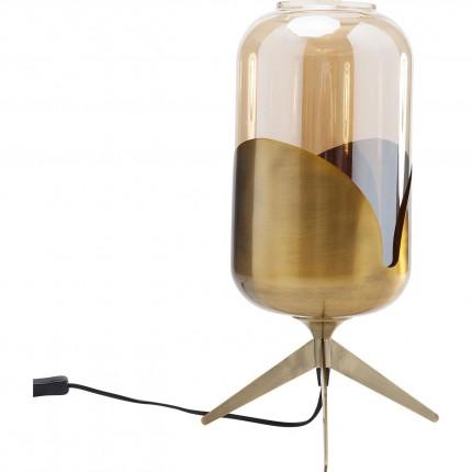 Lampe de table Goblet Pole dorée Kare Design