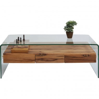 Table basse Modern Nature Kare Design