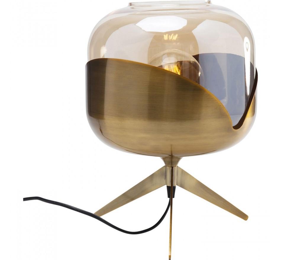 Lampe de table Goblet Ball dorée Kare Design