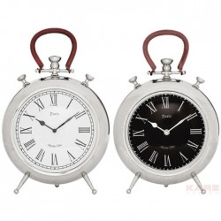 Horloge de table Paris Pocket 39cm Kare Design
