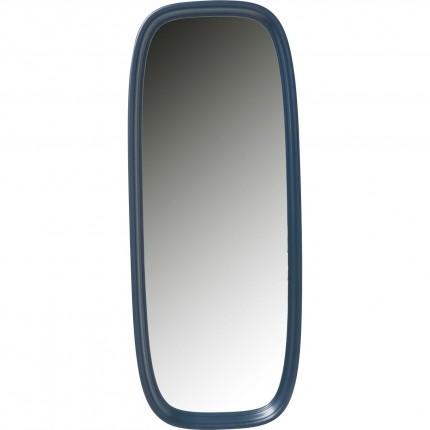 Miroir Salto pétrole 120x40cm Kare Design