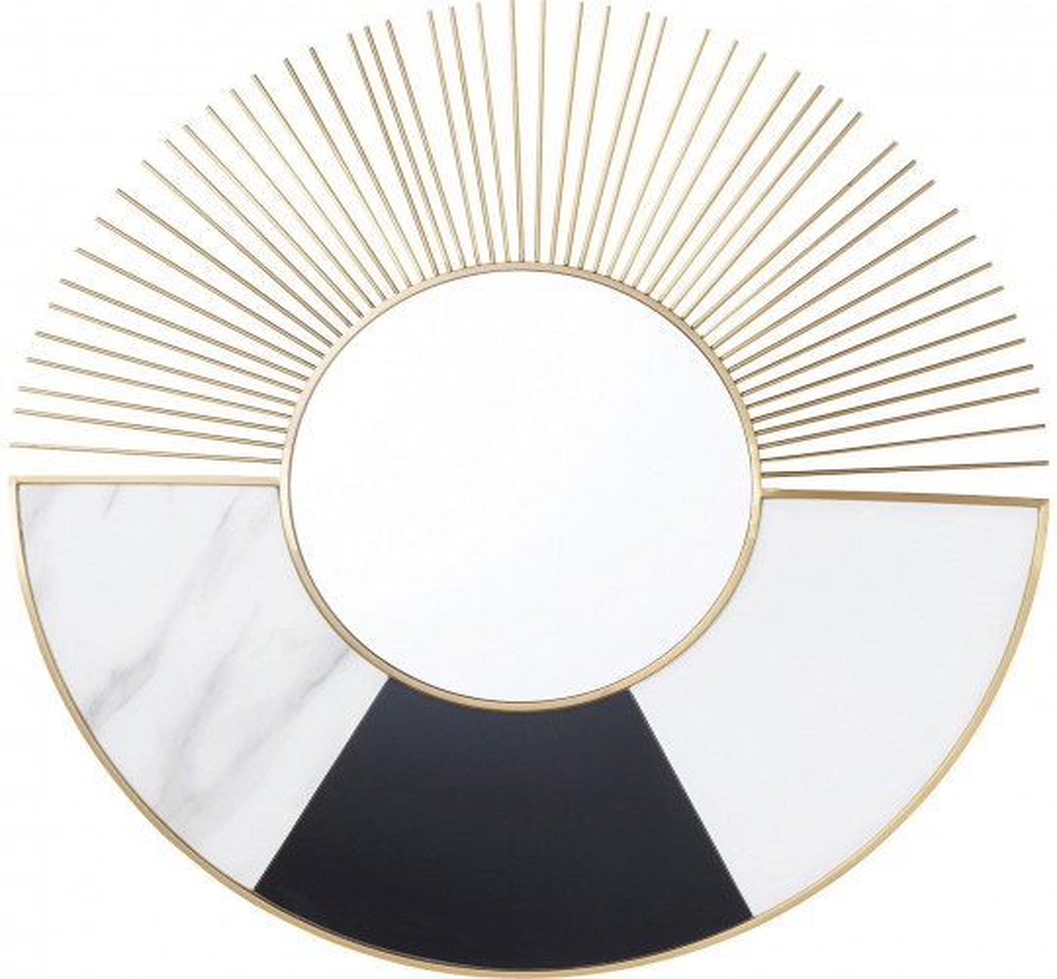 Miroir Hipster Beam 102cm Kare Design