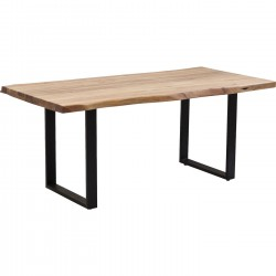 Table Pure Nature 180x90cm Kare Design