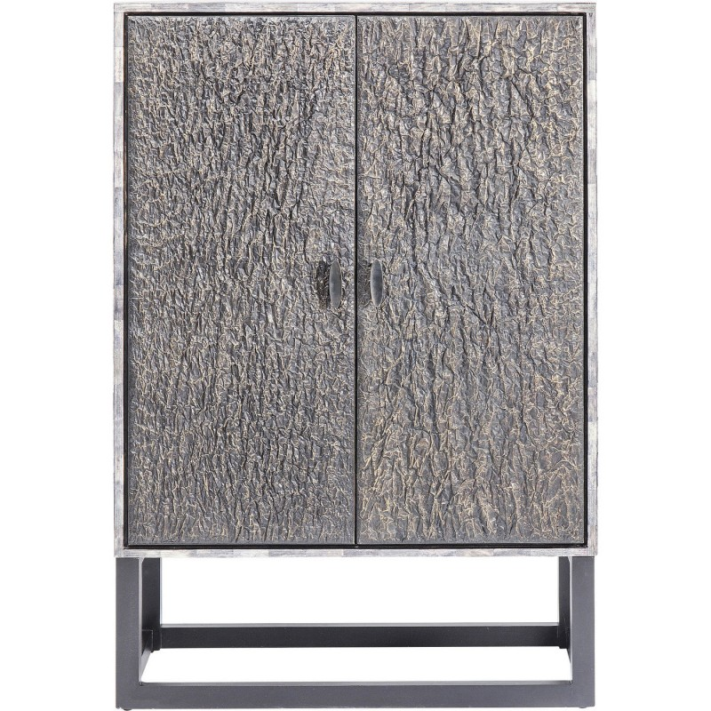 Armoire contemporaine grise - Lava - Kare Design