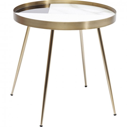 Table d'appoint Hipster 50cm Kare Design