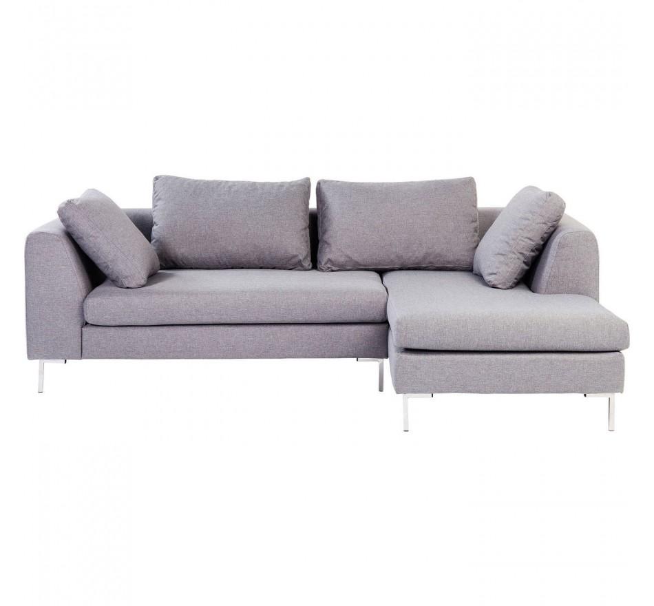 Sofa Bruno Panini PM gris droite