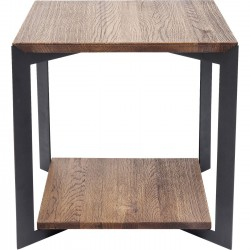 Table d'appoint Phoenix 50x50cm Kare Design