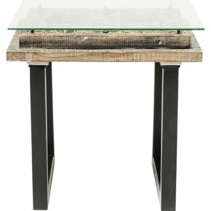Table d'appoint Kalif 50x45cm Kare Design