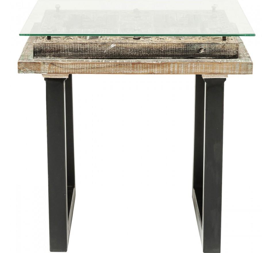 Table d appoint Kalif 50x45cm Kare Design