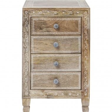 Commode Desert Queen 5 tiroirs Kare Design