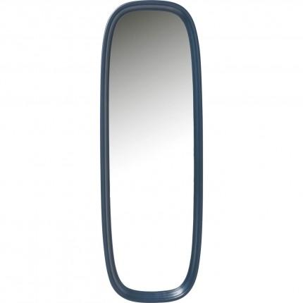 Miroir  Salto pétrole 140x80cm