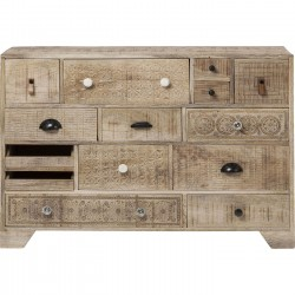 Commode Puro 14 tiroirs Kare Design