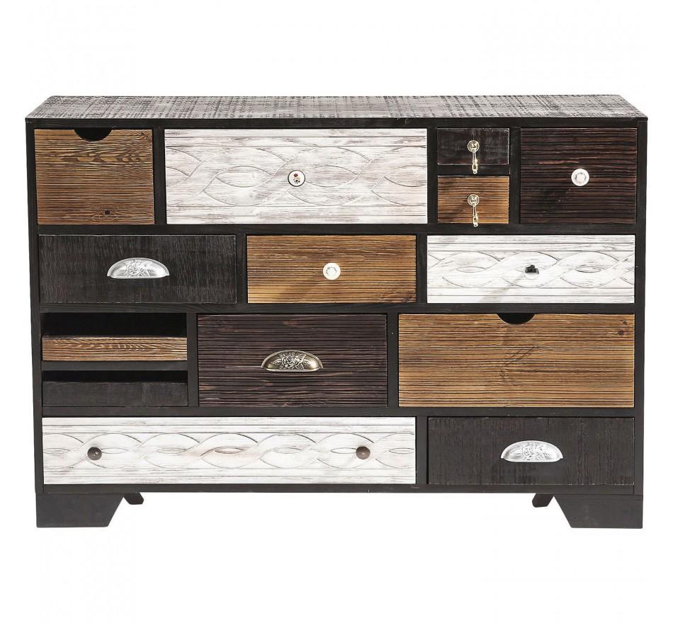 Commode Quinta 14 tiroirs Kare Design