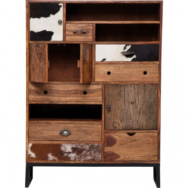 Commode Rodeo 3 Portes 8 Tiroirs Kare Design