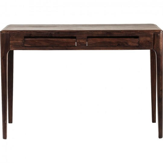Console Brooklyn walnut Kare Design